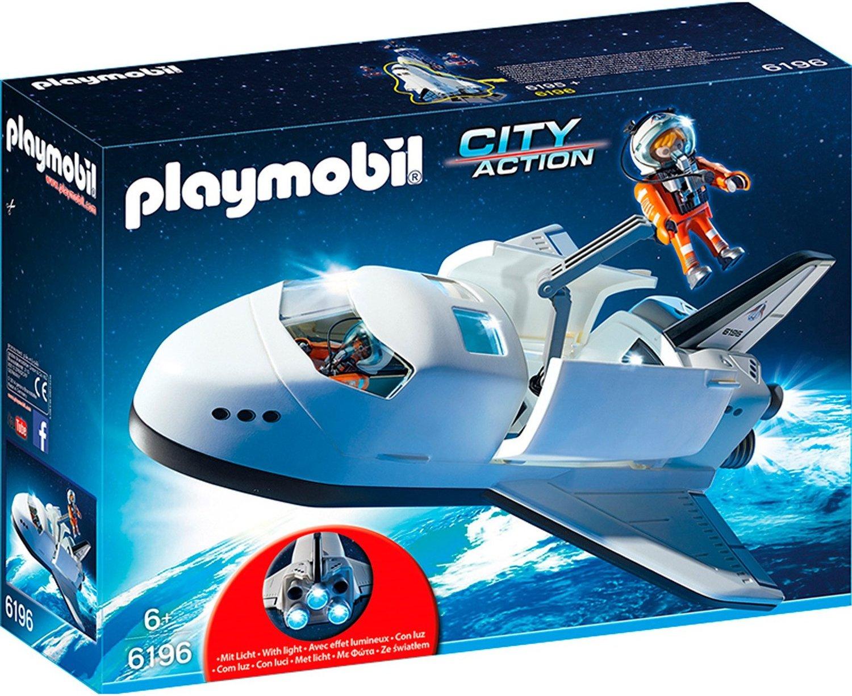 Playmobil Space Shuttle 6196 für 19,99€ bei Real im Markt ab 14.01.17