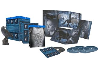 Game of Thrones: Staffel 6 – Exklusive Edition mit Figur + Bonus-Disc (5 Discs Blu-ray) für 49€ inkl. VSK (Saturn)