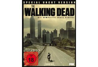 The Walking Dead Staffel 1-3 Limitiert (Blu-ray) für je 12,50€ inkl. VSK (Saturn)
