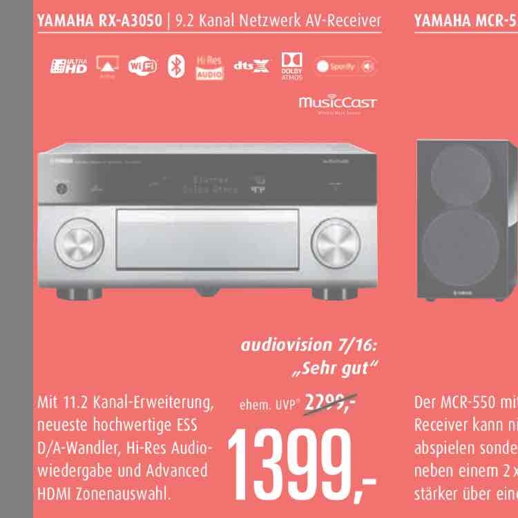 Yamaha RX-A3050