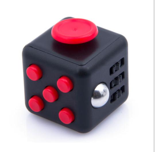 Fidget Cube [Würfel zum Stressabbau]