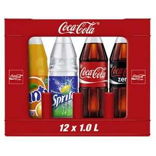 2 für 1 - 2. Kiste Coca-Cola gratis [Real Moers]