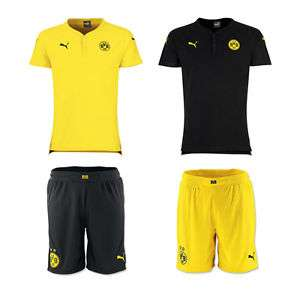 PUMA Offizieles Produkt BVB Borussia Dortmund - Diverse T-Shirts | Shorts | Sockenstutzen [eBay WOW]