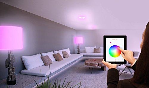 [amazon.es] OSRAM LIGHTIFY E27, 10 Watt, RGBW (günstige Ergänzung für Philips Hue, z.B. 3 Stk. für 56,96 Euro inkl. Versand)