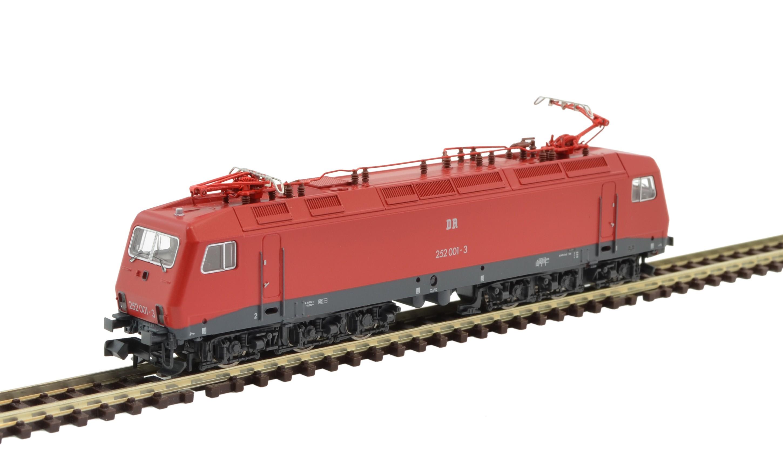 "Leider ausverkauft... Modellbahn Arnold E-Lok BR 252 (DR) N DC (mit Rabattcode ""Spar1617"")"