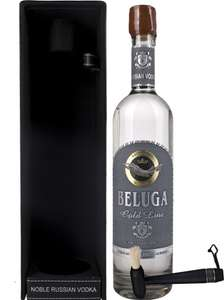 [Amazon] Vodka Beluga Gold Line, 0.7 l