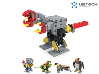 [ibood] UBTECH Jimu Explorer Roboter-Bausatz