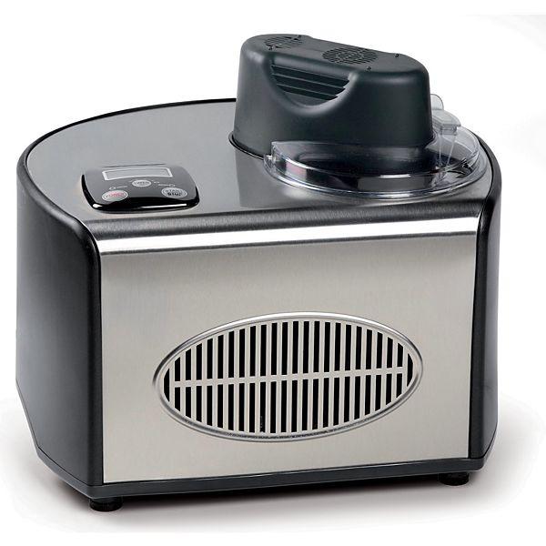 [Plus] Domo DO9030I Eismaschine, Kühltemperatur: -31°C, Kompressor
