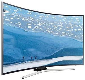 "ebay - Samsung UE65KU6179UXZG EEK A 165 cm (65"") 4K / UHD Curved Smart 1400 PQI"