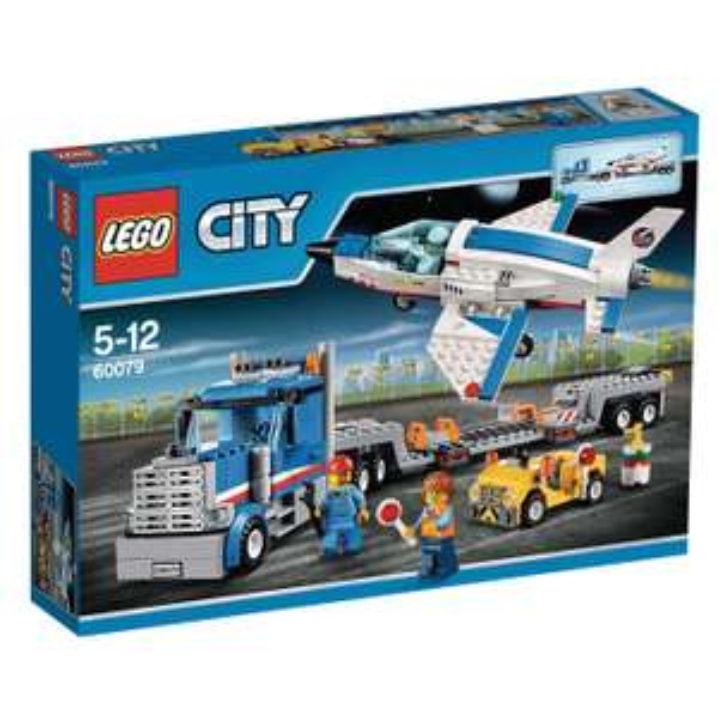 Lego City Weltraumjet mit Transporter 60079 für 29,95€ bei [Jako O]