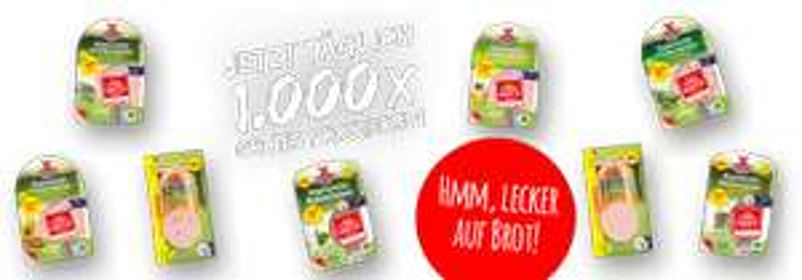 Freebee möglich -Rügenwalder Mühle Veggie Sortiment- gratis testen- 1000 Produkte am Tag