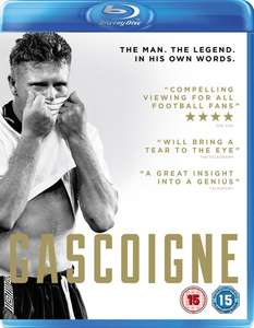 [ZAVVI.DE] GASCOIGNE - Blu-Ray Doku - The Man, The Legend, In His Own Words - 4,69 € versandskostenfrei