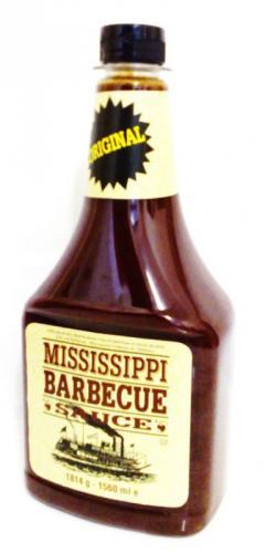 Ab Montag bei Netto (ohne Hund) Mississippi BBQ Soße 1814g für 5,99€!