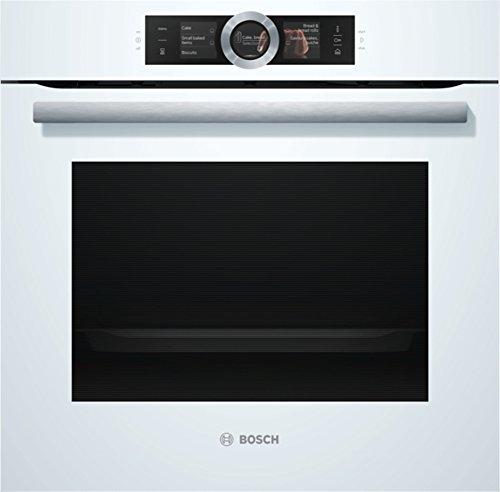 Bosch HSG636BW1 Serie 8 Backöfen, Elektro / Einbau / A+ / 71 L / 4D Heißluft Plus [Energieklasse A+] für 829€ @Amazon