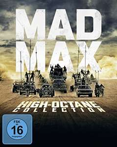 Mad Max High Octane Collection (Blu-ray Limited Edition) für 34,97€ inkl. VSK (Amazon.de)