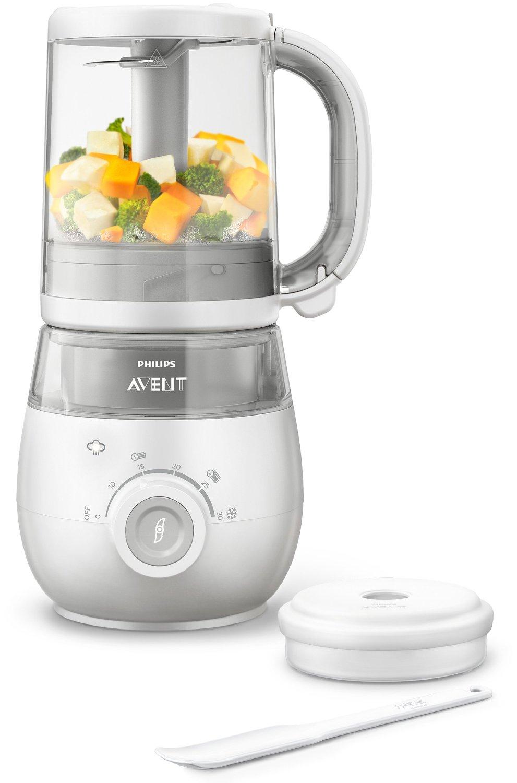 Philips Avent 4-in-1 Babynahrungszubereiter (Dampfgarer und Mixer) für 79€ @ Amazon.co.uk