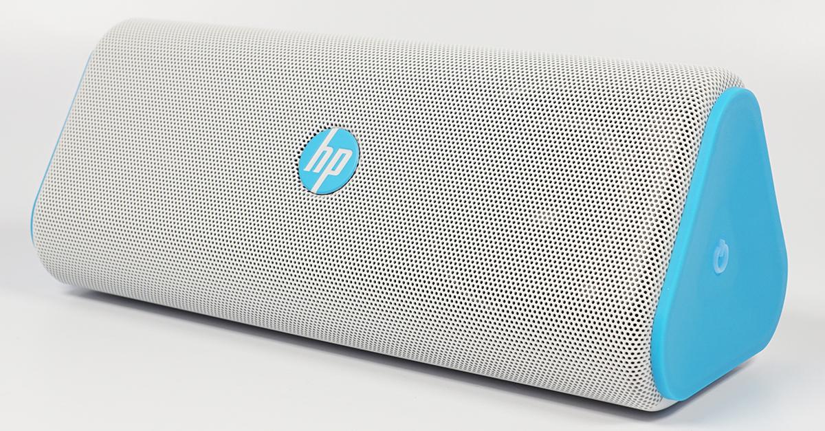 HP Roar Plus Bluetooth®-Lautsprecher (blau und violett) mit Gutschein für 49,95 €