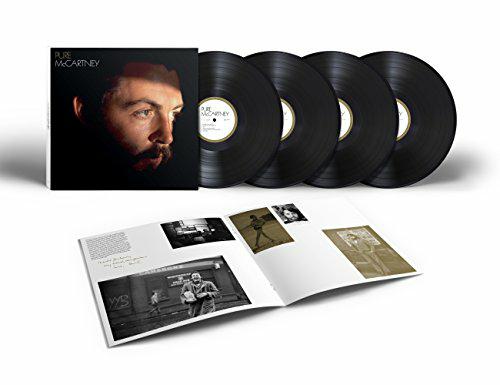 PAUL McCARTNEY Pure Vinyl für 49,15€ @amazon.co.uk