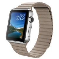 Apple Watch Edelstahl 42 mm