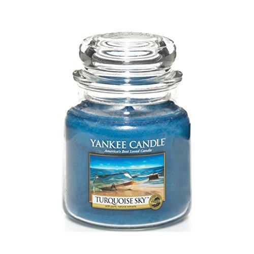 [Amazon.de] Yankee Candle 1254030E Turquoise Sky mittleres Jar inkl. Versand