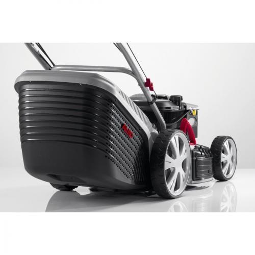Rasenfreunde hergeschaut - Benzinrasenmäher AL-KO Silver 470 BR Premium mit 4in1 Funktion - B&S Motor, Hinterradantrieb für 341,80€ inkl. VSK @amazon