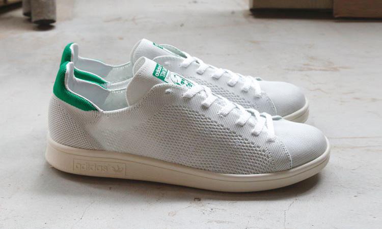 [Footlocker] Adidas Stan Smith Primeknit PK Sneaker in Frauengrößen 36-39 1/3 für 29,99 (+7€ Versand) = 36,99