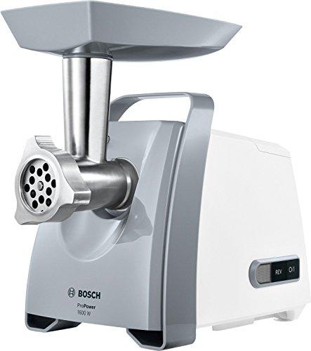 Bosch MFW45020 Fleischwolf ProPower 500 W (Blocking Power 1600 W, Größe 5, Mengenverarbeitung bis zu 2.7 kg/Min) für 61,50€ [Amazon.fr]