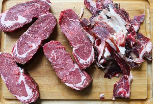 Dry Aged Beef - günstig und lecker