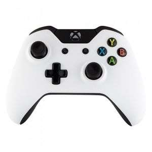 Microsoft XBox One Controller Wireless Harbor Snowstorm weiß refurbished für 34,99€ @ eBay