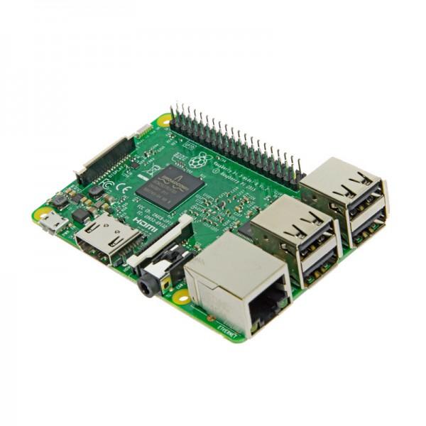 Raspberry Pi 3 (Mod. B) 29,95€ + 5€ Versand