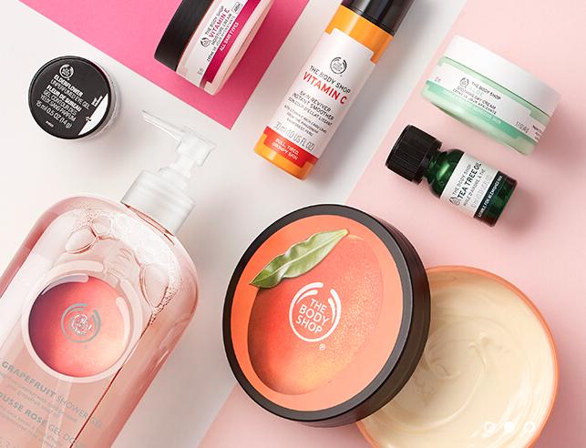 3 für 2 auf den gesamten Sale bei The Body Shop (bis zu 50% Rabatt) + GRATIS Bodyspray (Fehler?)