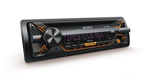 Sony CDX-G3200UV CD-Receiver, MP3, WMA, FLAC, 4x55W, AUX-In