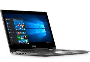 Dell Inspiron 13 5000 2-in-1 Convertible, 33,8 cm (13,3?), IPS-Touch-Display, i7-7500U, 16GB RAM, 256GB SSD, Wlan ac, Win 10, 1,62kg [Dell]