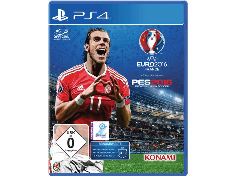 UEFA Euro 2016 PES Ps4/Ps3 Saturn