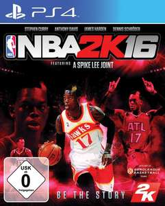 (Gamestop Offline) PS4/XBOX One Nba 2k16 Standard 6,99€ & PS4 Michael Jordan Edition 14,96€