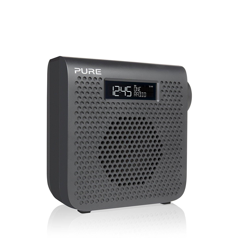 [Amazon UK] Pure One Mini Series 3 Radio (DAB+ Digital- und UKW-Radio) graphit