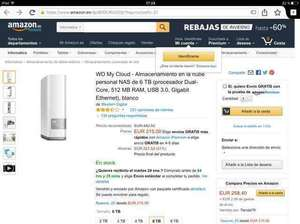 WD Western digital My cloud 6tb lan nas