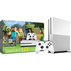 Microsoft Xbox One S 500GB inkl Minecraft (+Beta für Win.10)