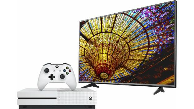 [Amazon Gaming-Sparpaket] LG 65UH625V + XBox One S (1 TB) + Fifa 17 für 175 Euro unter idealo