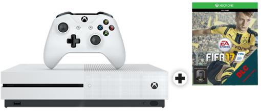 [Schweiz] Xbox One S 500GB weiss FIFA Bundle
