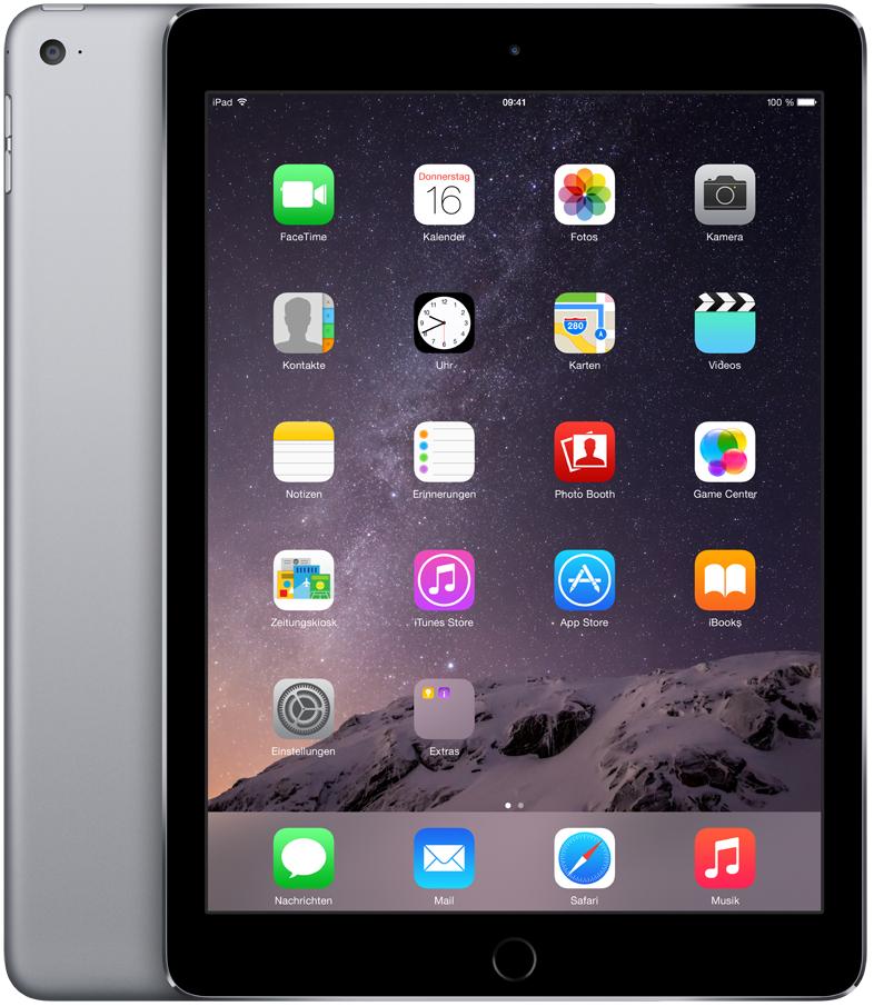 [Schweiz] Apple iPad Air 2 - 32GB - Wi-Fi