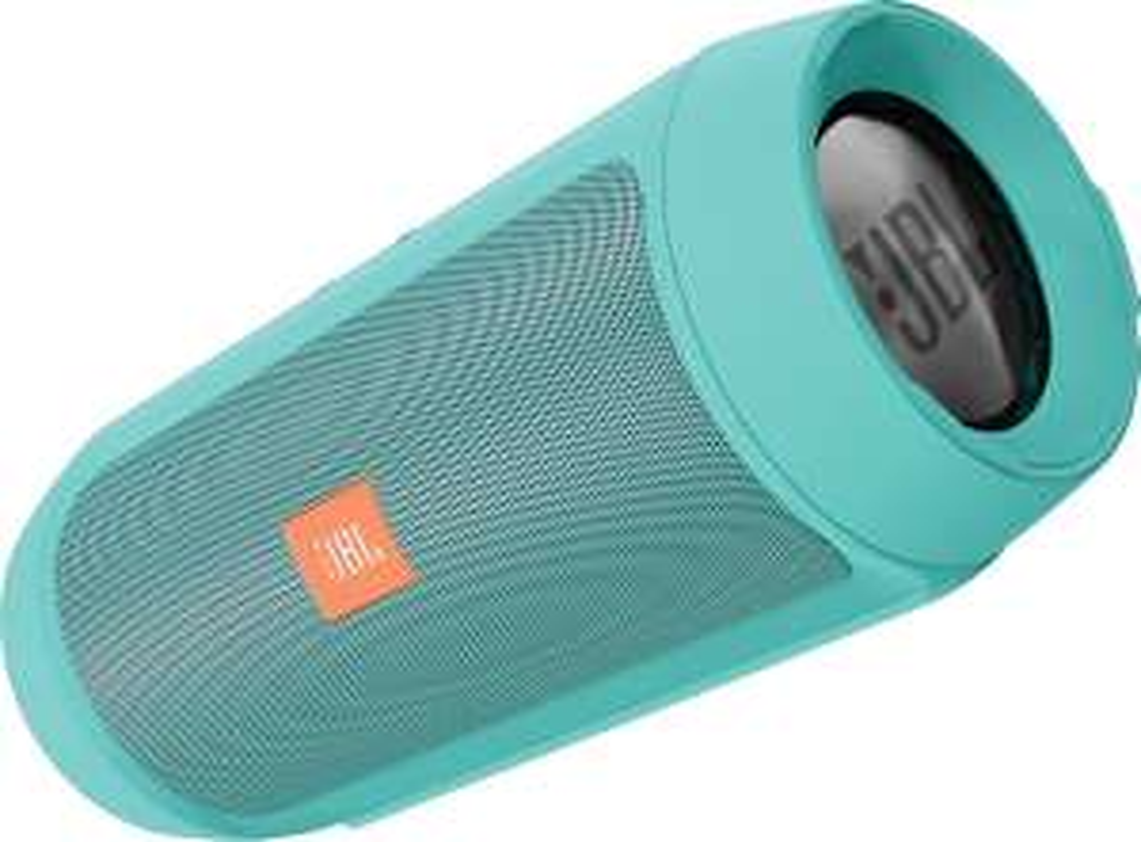 JBL Charge 2+ Bluetooth-Lautsprecher, Farbe: Teal [Amazon.de]