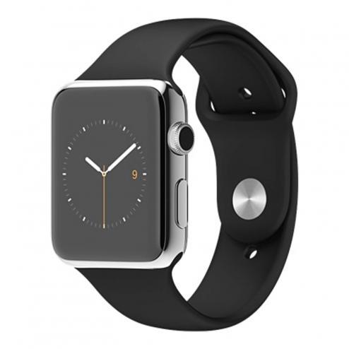 Apple Watch 1. Gen Edelstahl refurbished bei Apple im T-Online-Shop