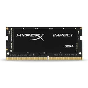 Kingston HyperX Impact 16GB DDR4 SO-DIMM 2400 CL14 für 92,05€ (Amazon)