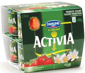 Kaufland Angebot 1,19€ Activia Joghurt, abzüglich 0,50€ Coupon!
