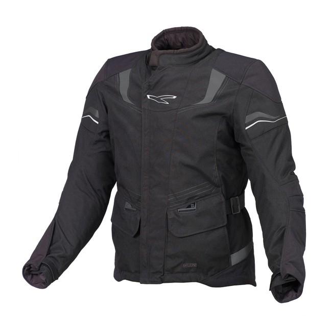Macna Comet 3L Motorradjacke in schwarz für 53,94€ bei Hein-Gericke ab 20 Uhr
