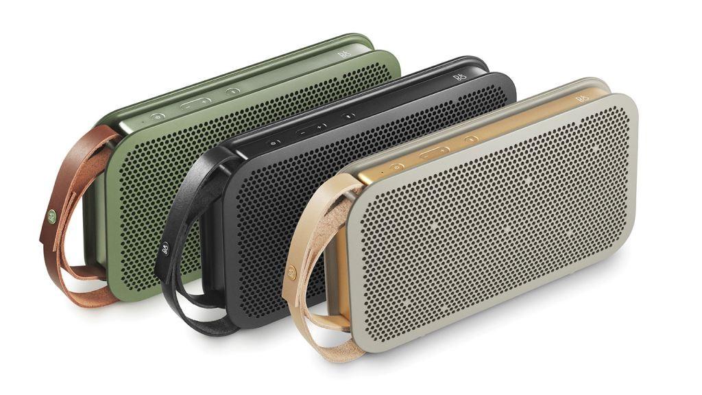 [B4F] Bang & Olufsen Beoplay A2 portabler Bluetooth Lautsprecher