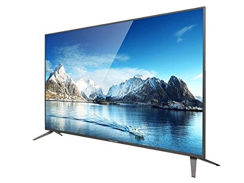 "Hisense H65MEC5550, 4K/UHD, LED-Fernseher, 163 cm [65""], Smart TV - Grau"