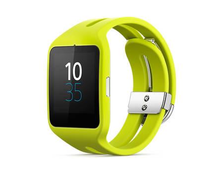 [Kontra] SONY SmartWatch 3 SWR50, Fitness- & Aktivitätstracker, Armband Lime (Sport), Neu & OVP