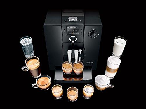Jura Impressa F8 Piano Black für 718€ @ Amazon UK - Kaffeevollautomat